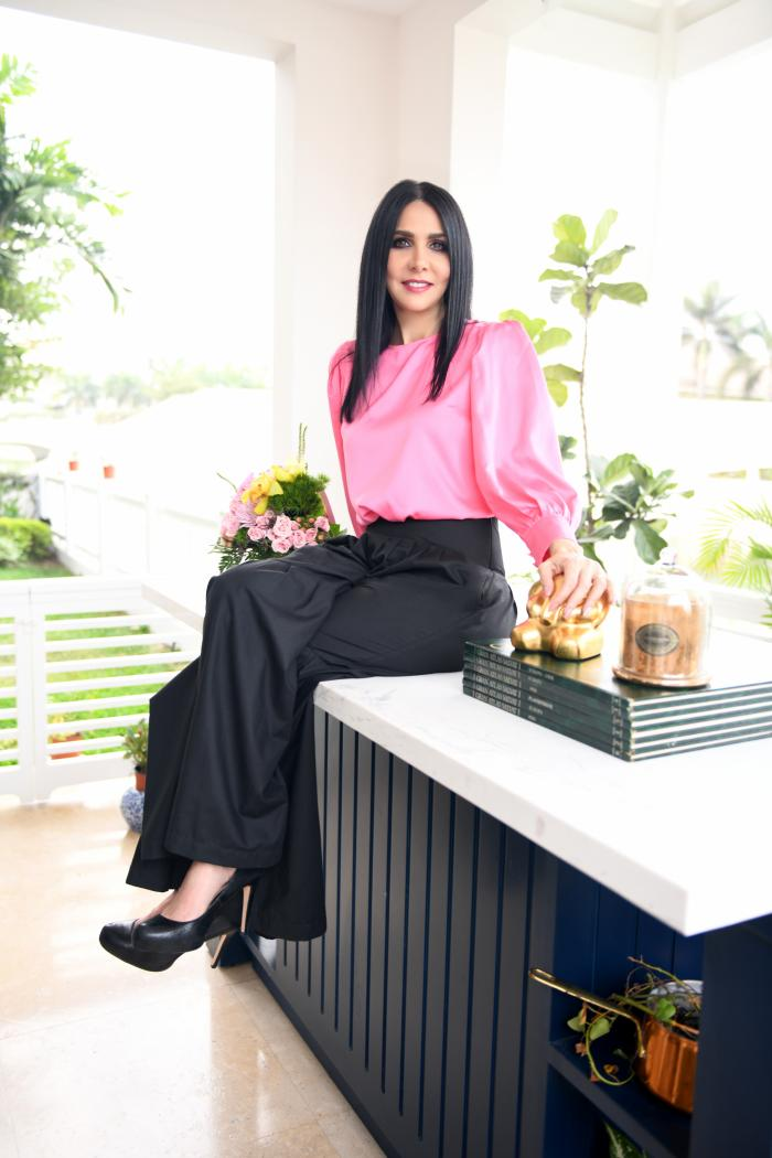 Cynthia Farah, máster en PNL