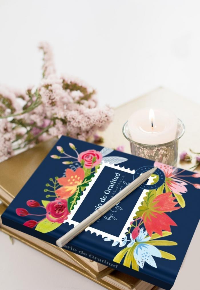 'Diario de la gratitud', de Cynthia Farah