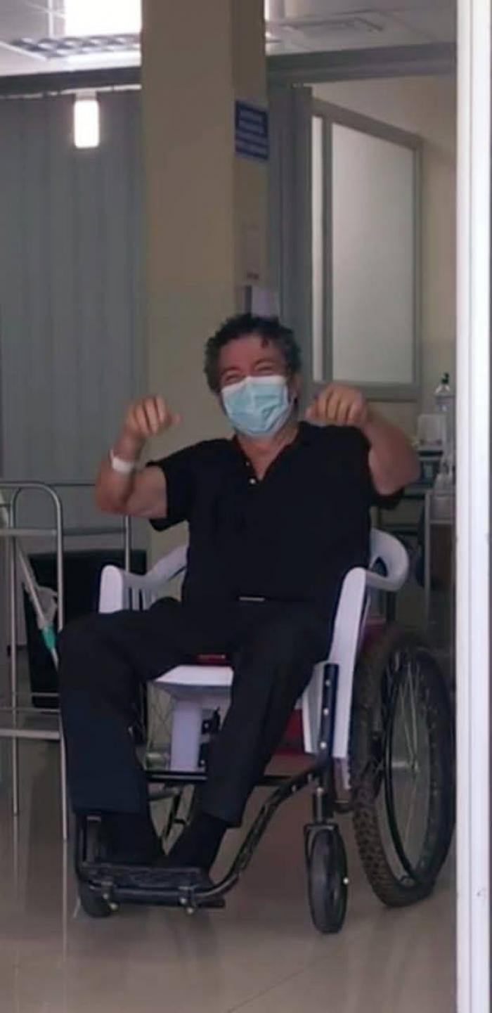 Gustavo Pacheco.