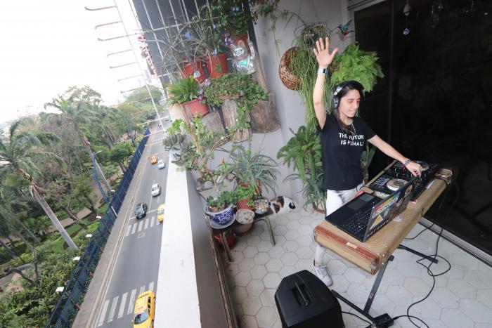 DJ chincha ambiente
