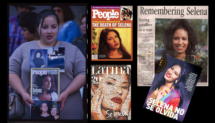 Selena-muerte