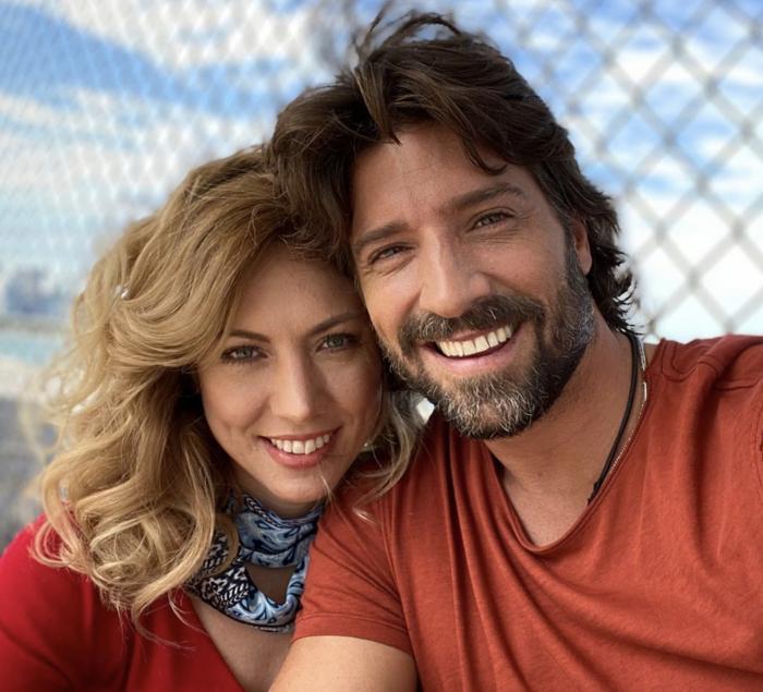 David y Carolina
