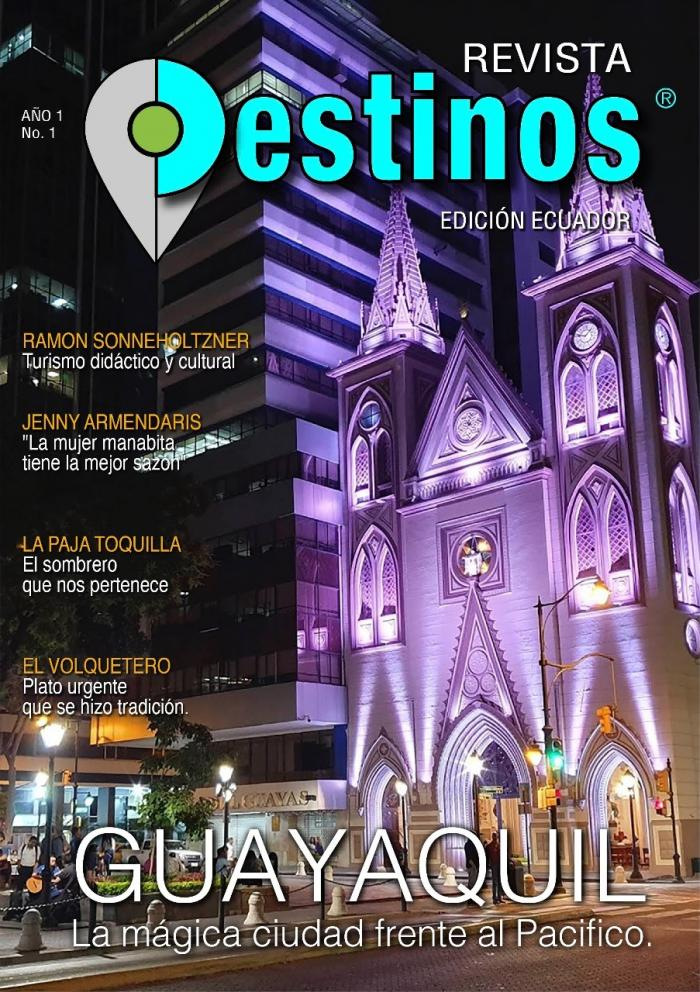 Revista Destinos.