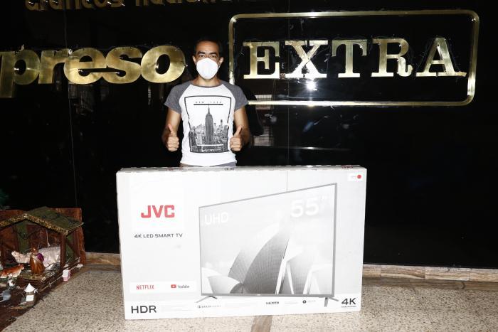 ganador EXPRESO
