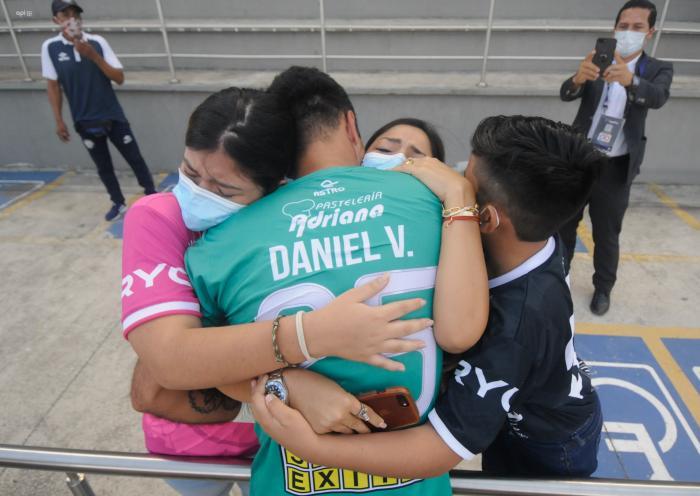 Daniel Viteri Guayaquil City retiro