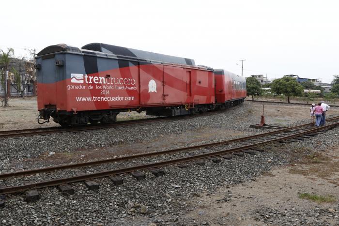 El ferrocarril está abandonado, luego de que el Gobierno decida eliminar la empresa que lo administraba.