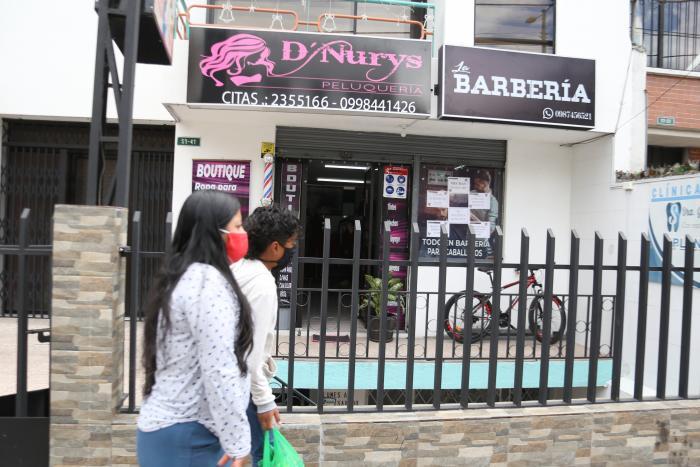 Las parroquias rurales de Quito intentan reactivar su economía.