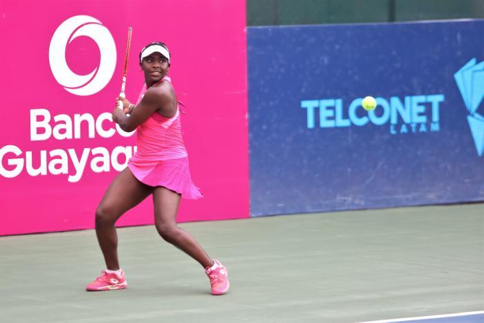 Mell Reasco tenis Ecuador