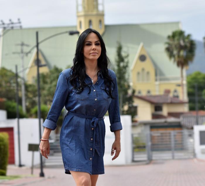 Marcela Holguín busca la reelección en la Asamblea Nacional.