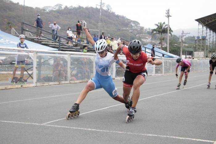 Patinaje de velocidad Ecuador