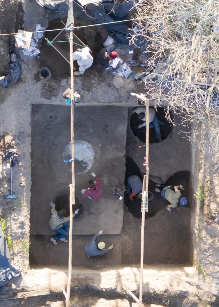 Excavación-Llano_chico