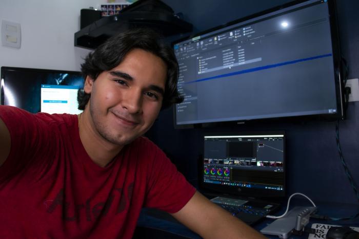 Francisco Cabanilla_Estudiante de Cine