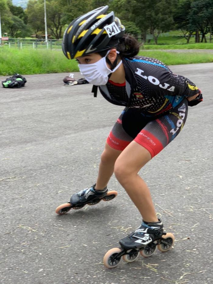 Fernanda-Moncada-patinadora-Loja