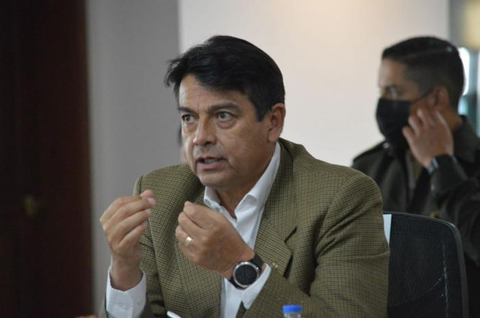 General Juan Carlos Rueda