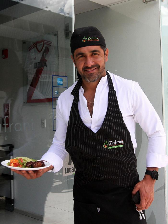 Roddy-Zambrano-árbitro-chef