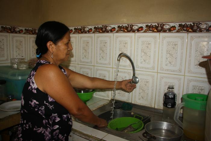 Agua en Santa Elena_Planta potabilizadora