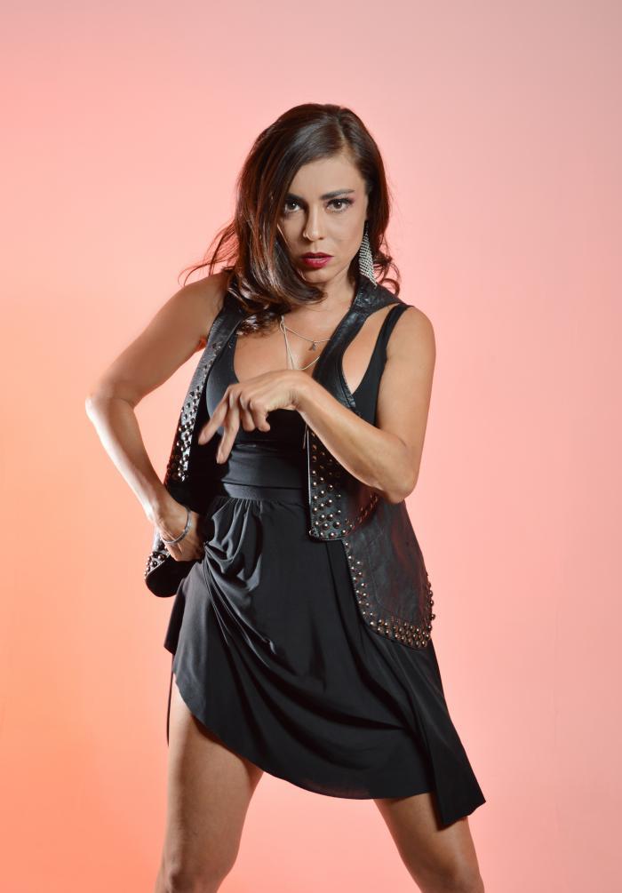 Monserrath Vallejo, actriz y comediante