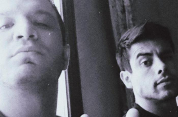 Leonardo Moreira y Efraín Ruales.