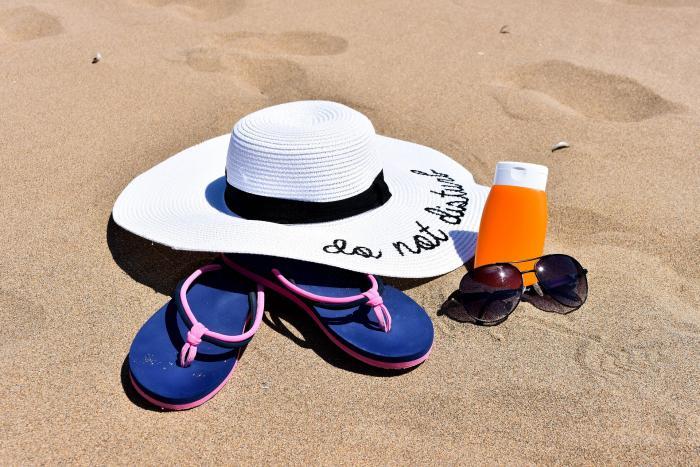 Productos para protegerse del sol