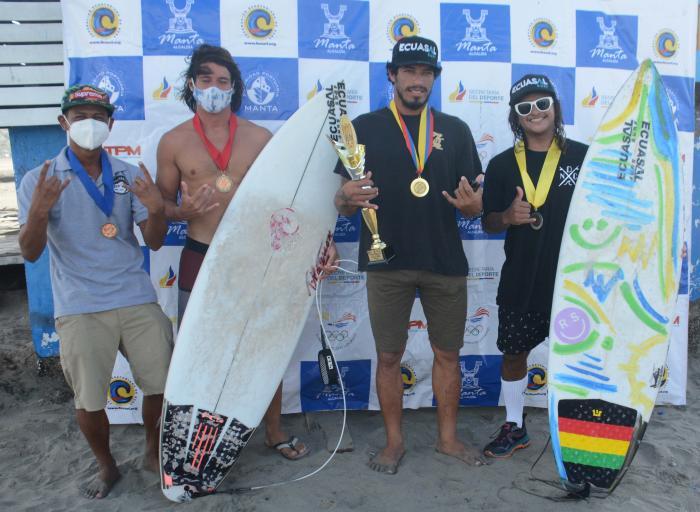 Circuito Nacioal Surf Ecuador