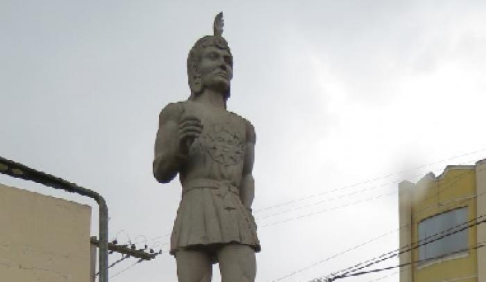 chambo escultura
