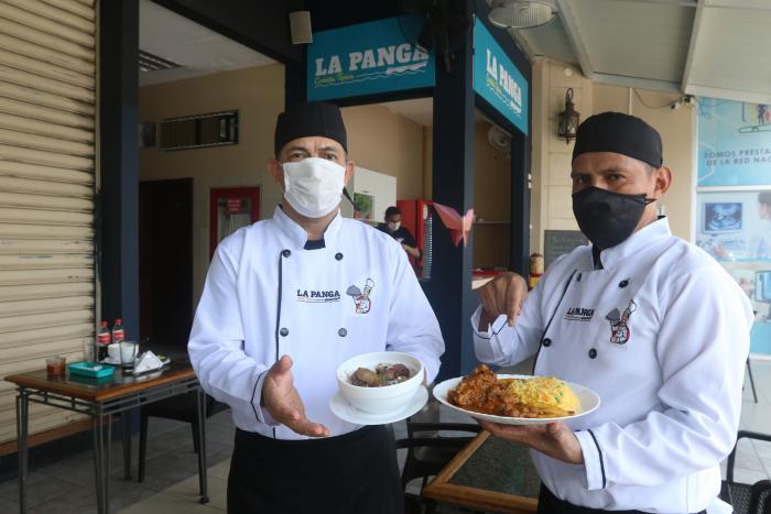 RESTAURANTE LA PANGA, (33127071)