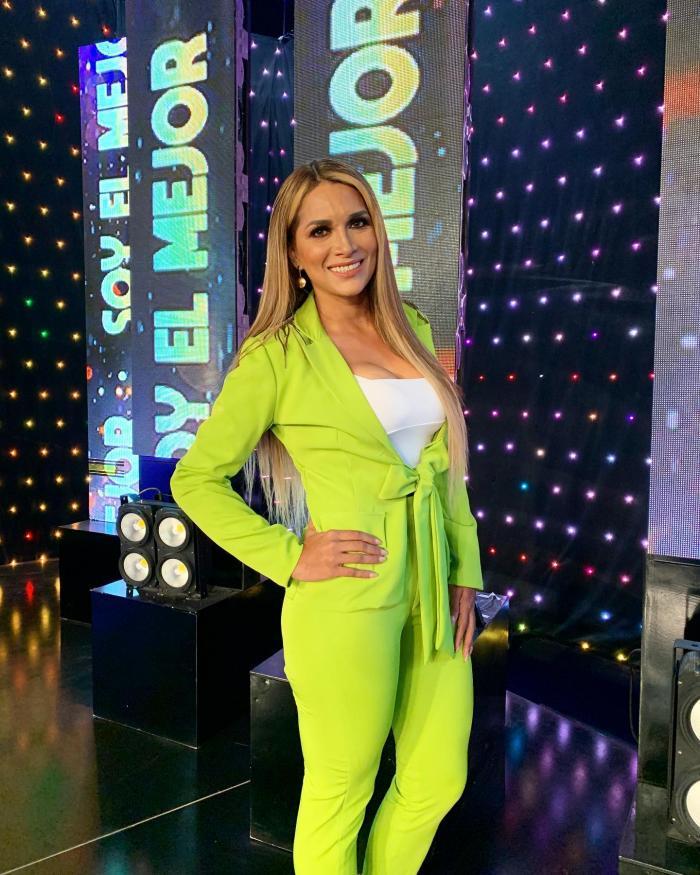 Gabriela Pazmiño Yépez.