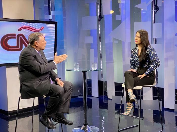 Ana María Cañizares, periodista ecuatoriana