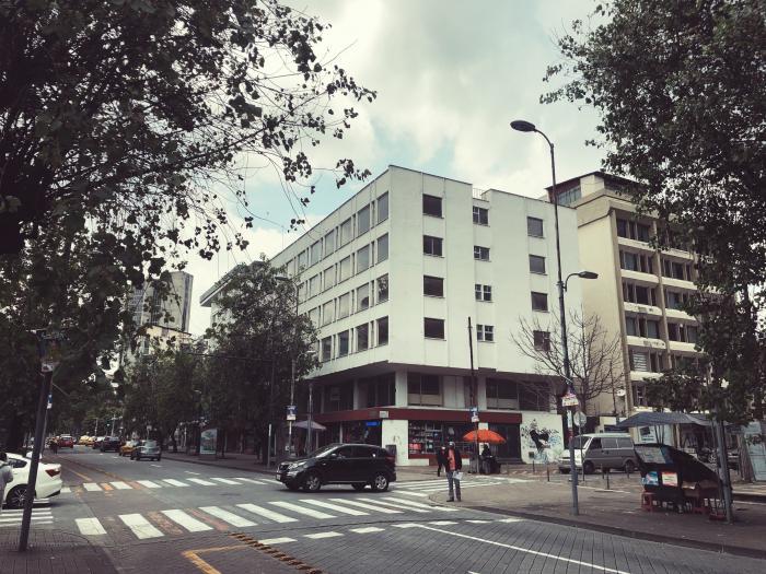 Ministerio de Exteriores -Quito