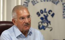 José Jouvín - presidente de Solca