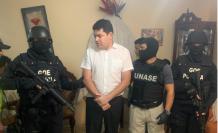 Detención de José Tuárez