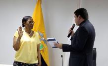 Rosa Chalá y José Carlos Tuárez