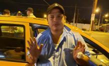 Taxi y bmw