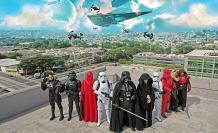 Star Wars - Legión 501 - Ecuador - 1