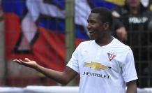 Edison Realpe - Liga de Quito