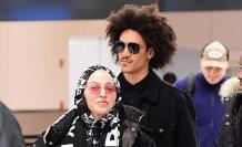 Madonna y su novio