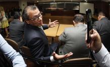 La CIDH concede medidas cautelares al exvicepresidente Jorge Glas