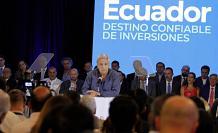 Reunión entre Lenín Moreno y empresarios, enero de 2020