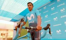 Jorge Montenegro - Movistar Eagle Bikes