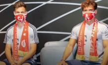 Bayern - mascarillas