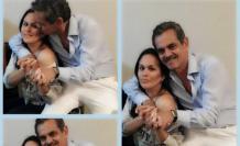 Pamela Palacios y Luis Enrique Palacios