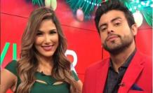 Alejandra Jaramillo y Efraín Ruales