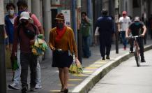 La movilidad en Quito se recupera pese al semáforo rojo