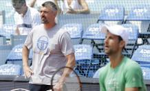Goran Ivanisevic Djokovic Adria Tour