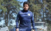 Paúl Vélez, técnico de Macará, no estuvo de acuerdo con las expresiones de Ismael Rescalvo.