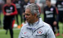 Reinaldo Rueda, director técnico de Chile.