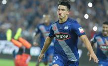 Virtudes. Fernando Gaibor destaca por su buen manejo de balón y visión de juego.