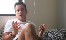 Ciclista sobreviviente del accidente en la vía a Samborondón cuenta su historia.