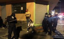 Los controles se intensificaron en siete parroquias de Quito.