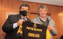 Mario-Saralegui-técnico-Peñarol